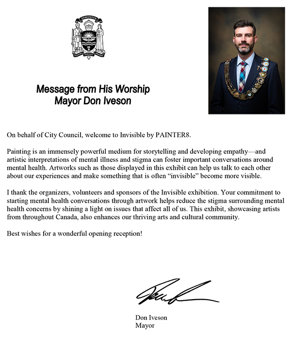 Don Iveson message